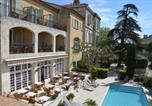 Hôtel Saint-Rémy-de-Provence - Le Castelet des Alpilles-4