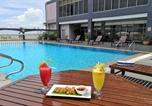 Hôtel Kuala Terengganu - Hotel Grand Continental Kuala Terengganu-2