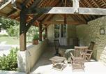 Location vacances Saint-Quentin-de-Caplong - Holiday Home La Maison De La Riviere-4