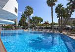 Hôtel 4 étoiles Pineda de Mar - Hotel Indalo Park-1