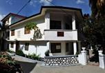 Hôtel Zanzibar City - Manch Lodge