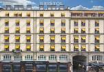 Hôtel Genève - Hotel Bristol-3
