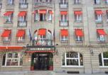 Hôtel 4 étoiles Gérardmer - Hotel Du Parc - Mulhouse Centre-1