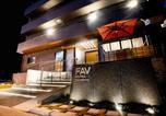 Hôtel Takamatsu - Fav Hotel Takamatsu-1