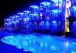 Hôtel İçmeler - Club Aquarium-4