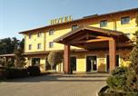 Hôtel Province de Pavie - Hotel Del Parco-1