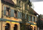 Hôtel Rheinau - Hotel Traube-3
