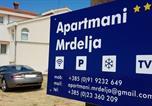 Location vacances Vrsi - Apartments Mrdelja-2