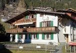 Location vacances Adelboden - Chalet Berggeist Adelboden Wohnung 1-1