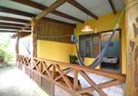 Hôtel Puerto Viejo - Cabinas Guarana-3