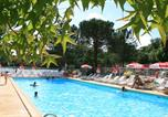 Camping avec Ambiance club Vitrac - Camping Domaine de Neguenou-1