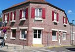 Hôtel Lanchères - Halte en B-1