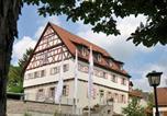 Hôtel Creglingen - Hotel & Restaurant Amtshaus-1