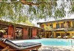 Hôtel Ica - Hotel & Hacienda El Carmelo-3