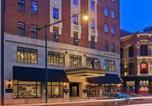 Hôtel Indianapolis - Le Meridien Indianapolis-1