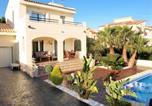 Location vacances l'Ametlla de Mar - Enthralling Holiday Home in Ametlla de Mar with Private Pool-4