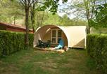 Camping avec Site nature Mialet - Camping des Drouilhèdes-4