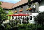 Hôtel Niederau - Hotel Landhaus Moritzburg-1