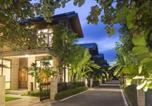 Location vacances Sanya - Sanya Jingka Haitang bay Holiday Villa-1