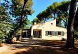 Location vacances  Bouches-du-Rhône - Un Oasis En Provence-4