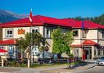 Hôtel Canada - Jasper Downtown Hostel-1
