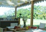 Location vacances  Creuse - Luna the Vintage Caravan - La Toile sous les Etoiles-4