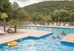 Camping avec Spa & balnéo Ardèche - Camping Le Sous Bois -2
