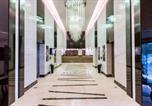 Hôtel Abou Dabi - Crowne Plaza Abu Dhabi-4