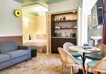 Hôtel Villefranche-sur-Mer - Aparthotel Ammi Vieux Nice-1