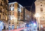 Hôtel Morga - Petit Palace Arana Bilbao-4