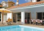 Location vacances Vielle-Saint-Girons - Holiday home Moliets 21 with Outdoor Swimmingpool-1