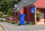 Camping avec Quartiers VIP / Premium Lannion - Flower Camping de Mesqueau-3