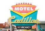 Hôtel Niagara Falls - Cadillac Motel Niagara-2