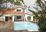 Location vacances Moliets et Maa - Holiday home Moliets 21 with Outdoor Swimmingpool-4