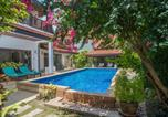 Villages vacances Maret - Beachfront Resort Villa Baan Frangipani 4br-1