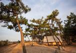 Camping avec Site nature Héric - Huttopia Noirmoutier-3