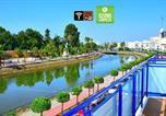 Location vacances  Huelva - Exclusivo Ático Centro-Ayamonte-1