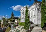 Hôtel Mariánské Lázně - Gourmet Hotel Villa Patriot-3