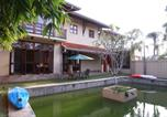Villages vacances Dehiwala-Mount Lavinia - La Villa Sanctuary-3