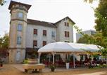 Hôtel Domarin - La Commanderie de Champarey-1