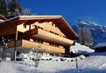 Location vacances Grindelwald - Chalet Ostegg-1