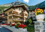 Location vacances Saas-Almagell - Bergheimat-1