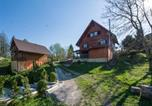 Location vacances Vrbovsko - Lovely Holiday Home in Brod Moravice, Croatia-1