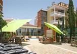Hôtel Musée Piérides de Larnaka - Saint Elena Boutique Hotel-4