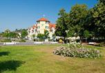 Hôtel Baabe - Strandhotel Seestern-4