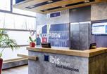 Hôtel Chambourcy - Ibis budget Rueil Malmaison-1