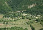 Camping avec Site nature Aveyron - Camping Le Roc Qui Parle-1