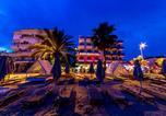 Hôtel Marmaris - Reis Beach Hotel-1