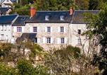 Hôtel Corrèze - Vue sur la Vezere-1