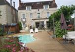 Hôtel Lacave - Hôtel du Puy d'Alon-1